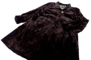 サガミンク シェアードミンク ロングコート
