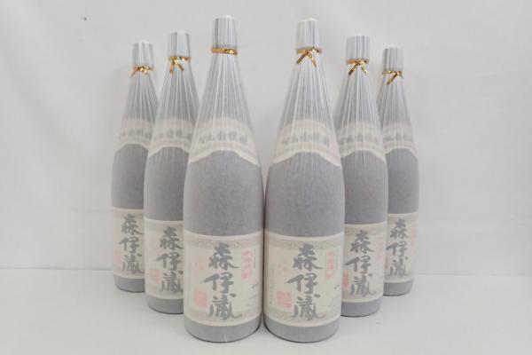 森伊蔵 一升瓶 焼酎 高価買取いたしました! 焼酎の買取はストックラボにお任せ下さい!