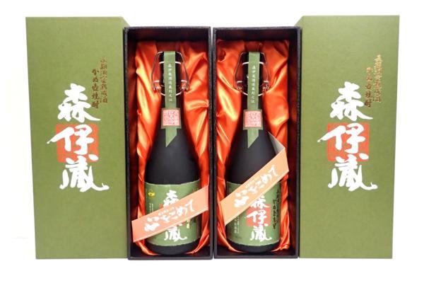 森伊蔵 極上の一滴 福井県越前市のお客様よりお売りいただきました!