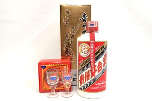 貴州芽台酒 マオタイ酒 2003年お売りいただきました! 東京で中国酒売るならストックラボへ!
