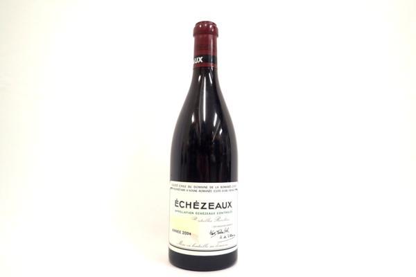 DRC ECHEZEAUX エシェゾー 2004年 ワインの買取はストックラボにお任せ下さい!