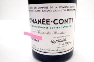 ロマネコンティ 1998年