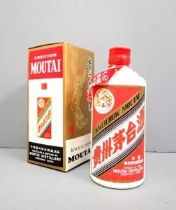 貴州茅台酒 マオタイ 天女 1991 375ml