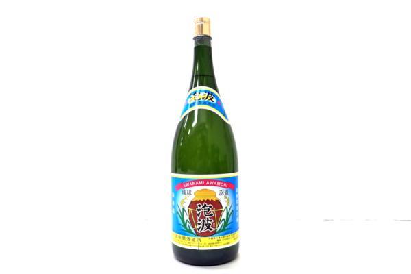泡波 波照間酒造 益々繁盛 泡盛 4500ml 茨城県那須烏山市の方より高価買取いたしました!