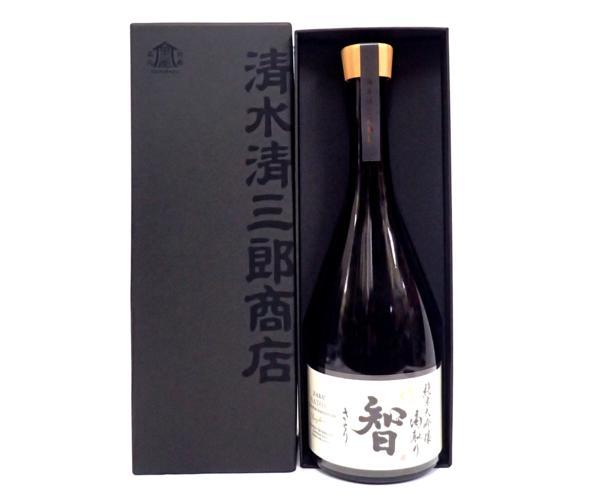 作 智(さとり) 純米大吟醸 滴取り 750ml 大阪府堺市のお客様より高価買取いたしました!