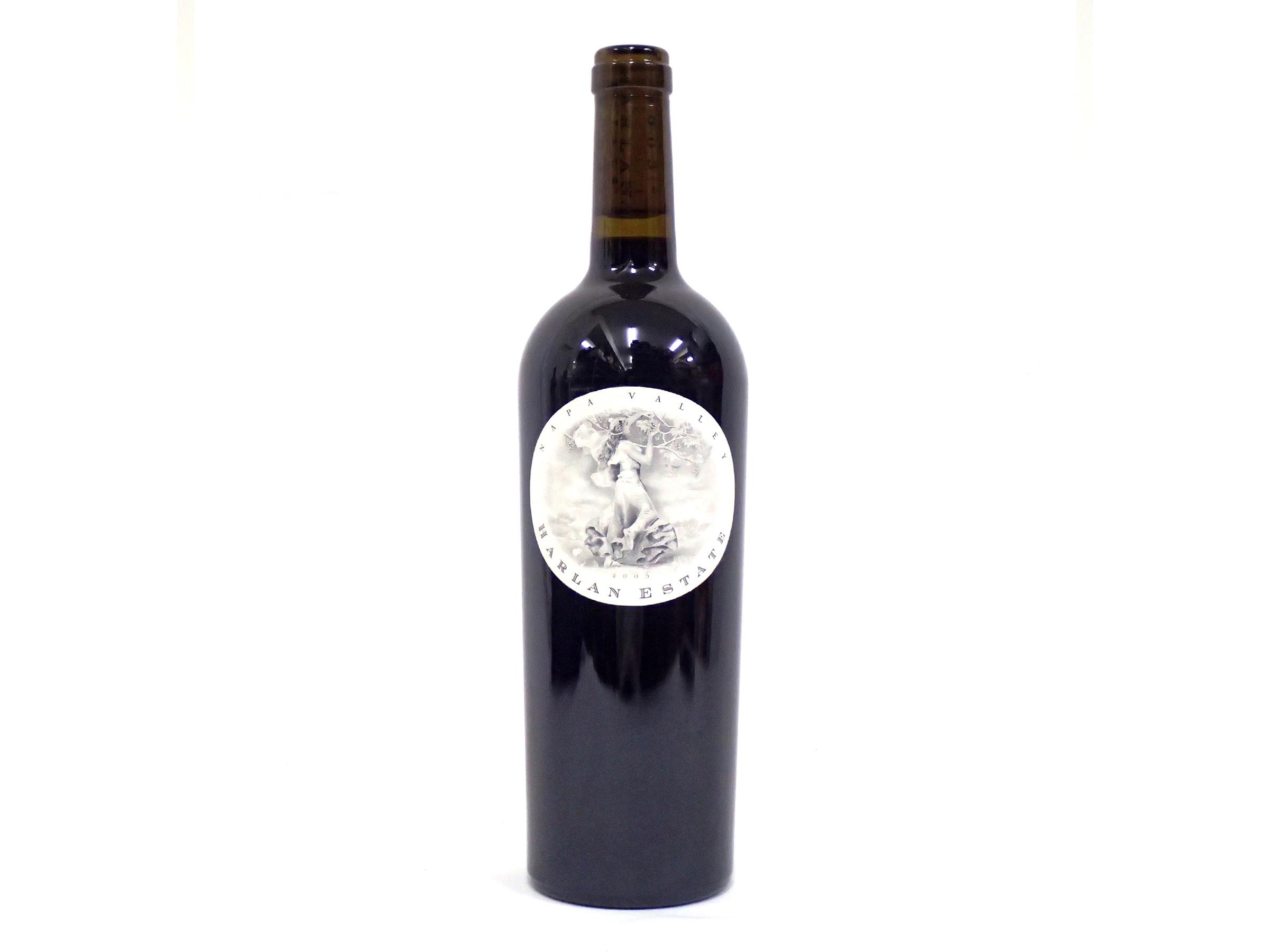 ハーランエステート プロプライエタリー Red Wine 2005 宅配買取にて愛媛県松山市のお客様より高価買取いたしました!