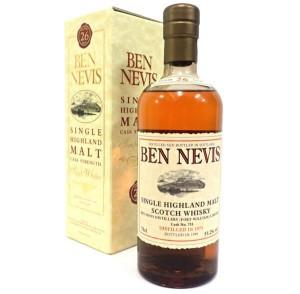 85BEN NEVIS ベンネヴィス 26年 1973-1999 700ml