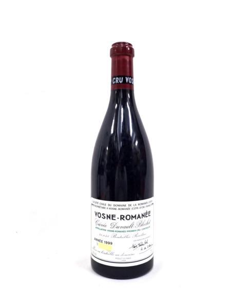 DRC VOSNE ROMANEE ヴォーヌロマネ 1999年 宅配買取にて群馬県高崎市のお客様より高価買取いたしました!